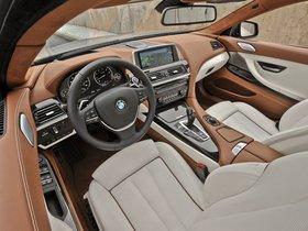 Ver foto 24 de BMW Serie 6 640i Gran Coupe F06 USA 2012