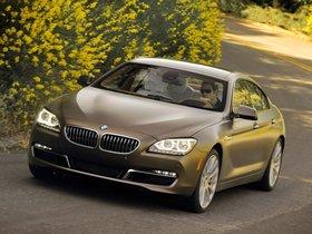 Ver foto 15 de BMW Serie 6 640i Gran Coupe F06 USA 2012