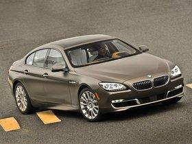 Ver foto 14 de BMW Serie 6 640i Gran Coupe F06 USA 2012