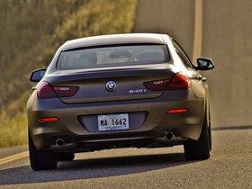 Ver foto 12 de BMW Serie 6 640i Gran Coupe F06 USA 2012