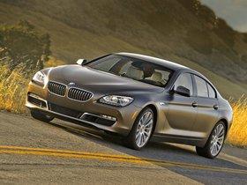 Ver foto 11 de BMW Serie 6 640i Gran Coupe F06 USA 2012