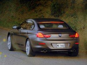 Ver foto 10 de BMW Serie 6 640i Gran Coupe F06 USA 2012