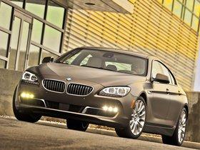 Ver foto 9 de BMW Serie 6 640i Gran Coupe F06 USA 2012
