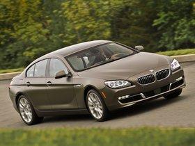 Ver foto 8 de BMW Serie 6 640i Gran Coupe F06 USA 2012