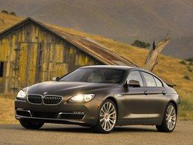 Ver foto 7 de BMW Serie 6 640i Gran Coupe F06 USA 2012