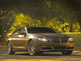Ver foto 6 de BMW Serie 6 640i Gran Coupe F06 USA 2012