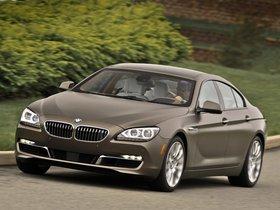 Ver foto 3 de BMW Serie 6 640i Gran Coupe F06 USA 2012