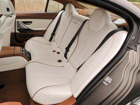 Ver foto 22 de BMW Serie 6 640i Gran Coupe F06 USA 2012