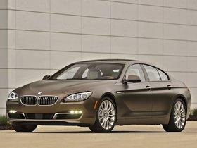 Ver foto 20 de BMW Serie 6 640i Gran Coupe F06 USA 2012