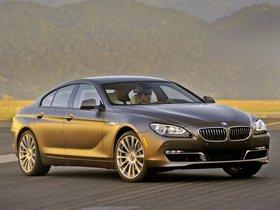 Ver foto 19 de BMW Serie 6 640i Gran Coupe F06 USA 2012