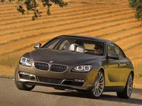 Ver foto 17 de BMW Serie 6 640i Gran Coupe F06 USA 2012