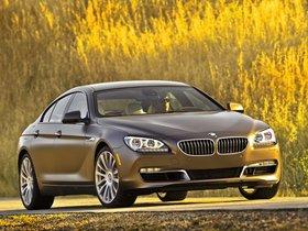 Ver foto 16 de BMW Serie 6 640i Gran Coupe F06 USA 2012
