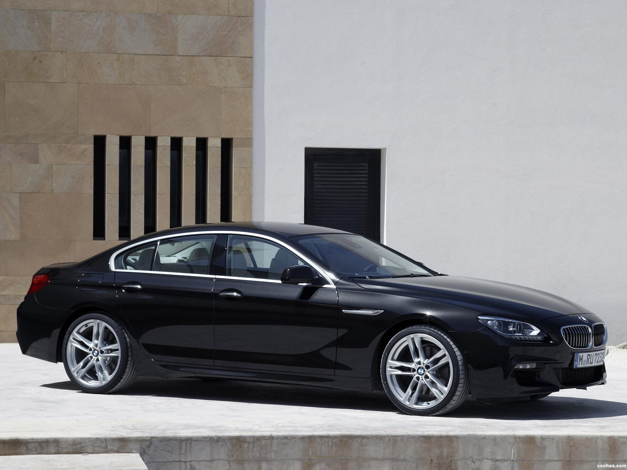 Foto 0 de BMW Serie 6 640i Gran Coupe M Sport Package F06 2012