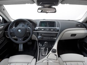 Ver foto 7 de BMW Serie 6 640i Gran Coupe M Sport Package F06 2012