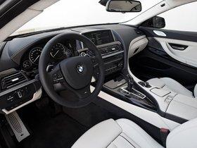 Ver foto 6 de BMW Serie 6 640i Gran Coupe M Sport Package F06 2012
