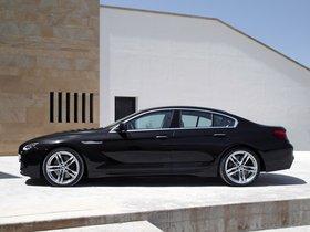Ver foto 2 de BMW Serie 6 640i Gran Coupe M Sport Package F06 2012