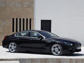 Fotos de BMW Serie 6 640i Gran Coupe M Sport Package F06 2012