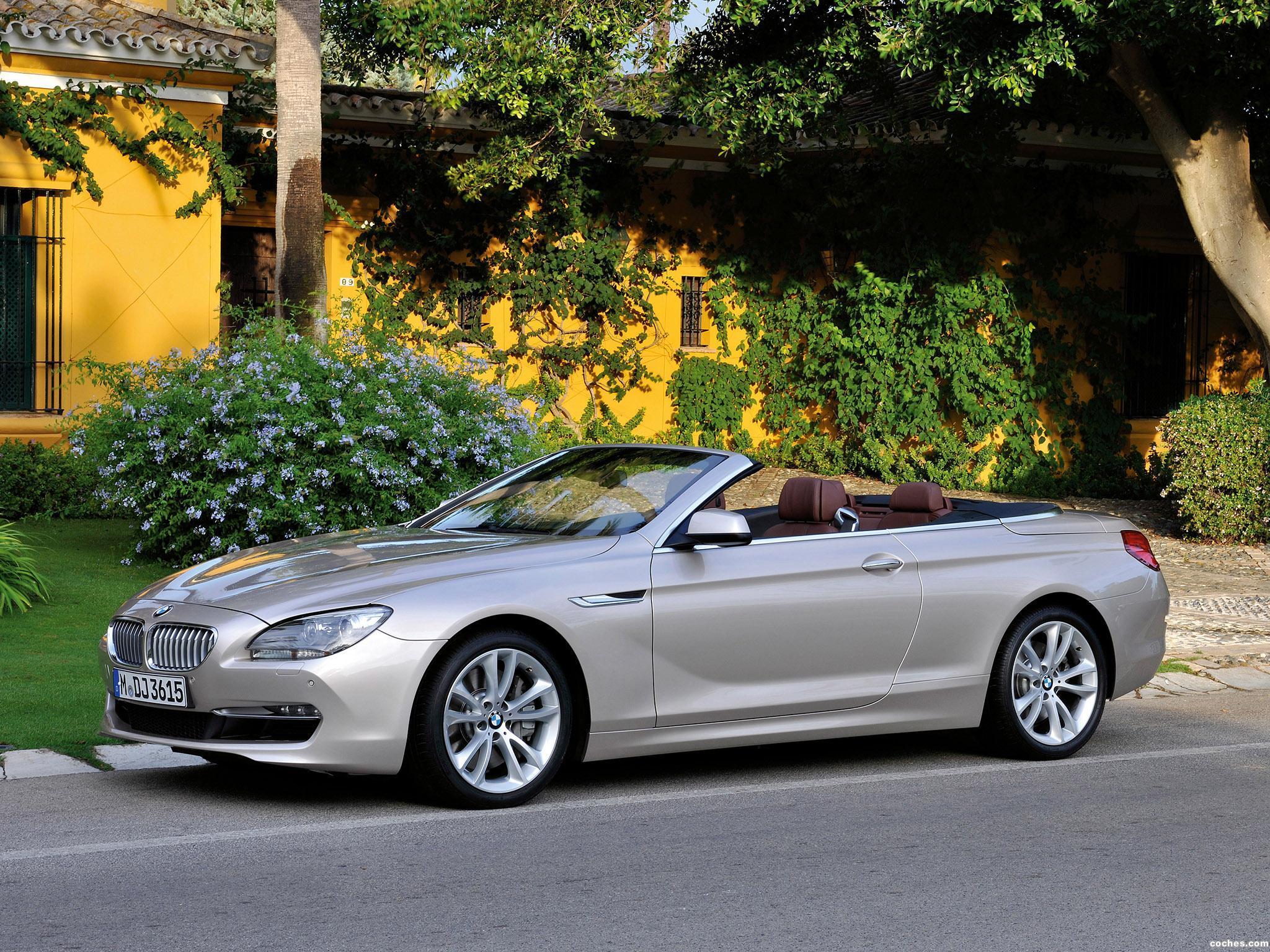 Foto 0 de BMW Serie 6 650i Convertible 2010