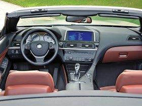 Ver foto 70 de BMW Serie 6 650i Convertible 2010