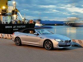 Ver foto 47 de BMW Serie 6 650i Convertible 2010