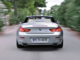 Ver foto 36 de BMW Serie 6 650i Convertible 2010
