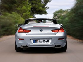 Ver foto 35 de BMW Serie 6 650i Convertible 2010