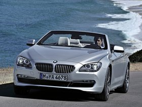 Ver foto 33 de BMW Serie 6 650i Convertible 2010