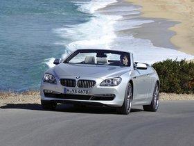 Ver foto 30 de BMW Serie 6 650i Convertible 2010