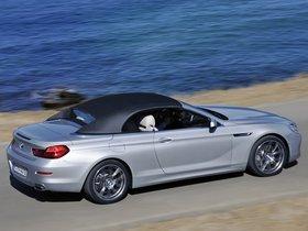 Ver foto 24 de BMW Serie 6 650i Convertible 2010