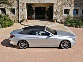 Ver foto 22 de BMW Serie 6 650i Convertible 2010