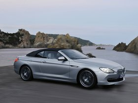 Ver foto 21 de BMW Serie 6 650i Convertible 2010