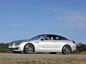 Ver foto 18 de BMW Serie 6 650i Convertible 2010