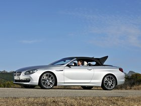 Ver foto 17 de BMW Serie 6 650i Convertible 2010