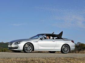Ver foto 16 de BMW Serie 6 650i Convertible 2010