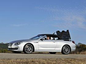 Ver foto 15 de BMW Serie 6 650i Convertible 2010