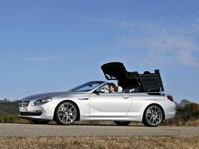 Ver foto 14 de BMW Serie 6 650i Convertible 2010