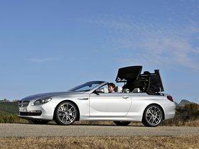 Ver foto 13 de BMW Serie 6 650i Convertible 2010
