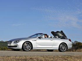 Ver foto 12 de BMW Serie 6 650i Convertible 2010