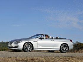 Ver foto 11 de BMW Serie 6 650i Convertible 2010