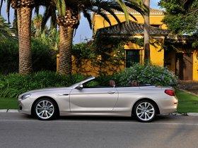 Ver foto 10 de BMW Serie 6 650i Convertible 2010