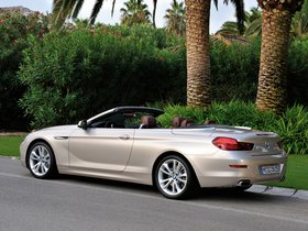 Ver foto 9 de BMW Serie 6 650i Convertible 2010