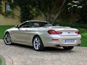 Ver foto 7 de BMW Serie 6 650i Convertible 2010