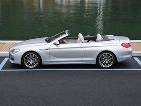 Ver foto 63 de BMW Serie 6 650i Convertible 2010