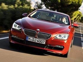 Ver foto 24 de BMW Serie 6 650i Coupe 2011