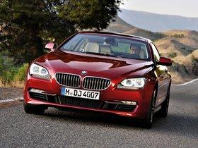 Ver foto 14 de BMW Serie 6 650i Coupe 2011