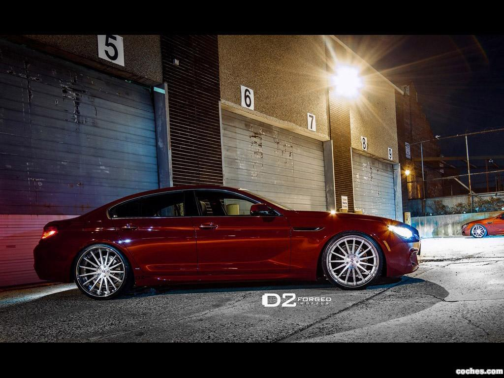 Foto 3 de BMW Serie 6 650i Gran Coupe D2Forged CV15 2013