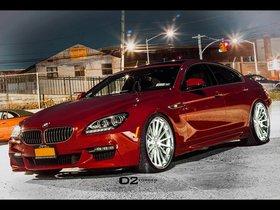 Ver foto 7 de BMW Serie 6 650i Gran Coupe D2Forged CV15 2013