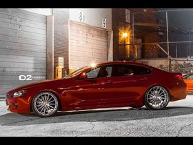 Ver foto 5 de BMW Serie 6 650i Gran Coupe D2Forged CV15 2013