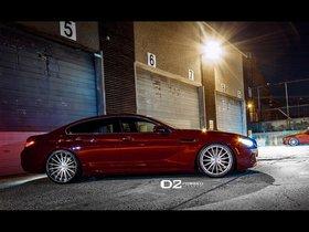 Ver foto 4 de BMW Serie 6 650i Gran Coupe D2Forged CV15 2013