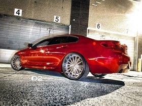 Ver foto 3 de BMW Serie 6 650i Gran Coupe D2Forged CV15 2013